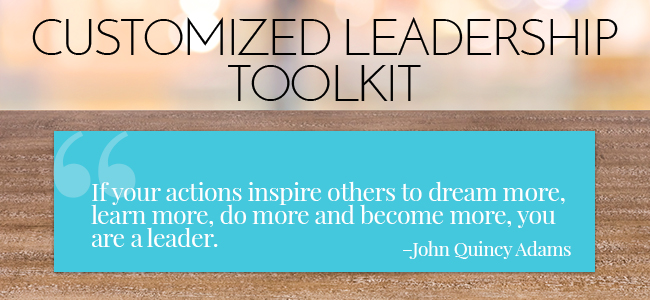 Cutomized Leadership Toolkit